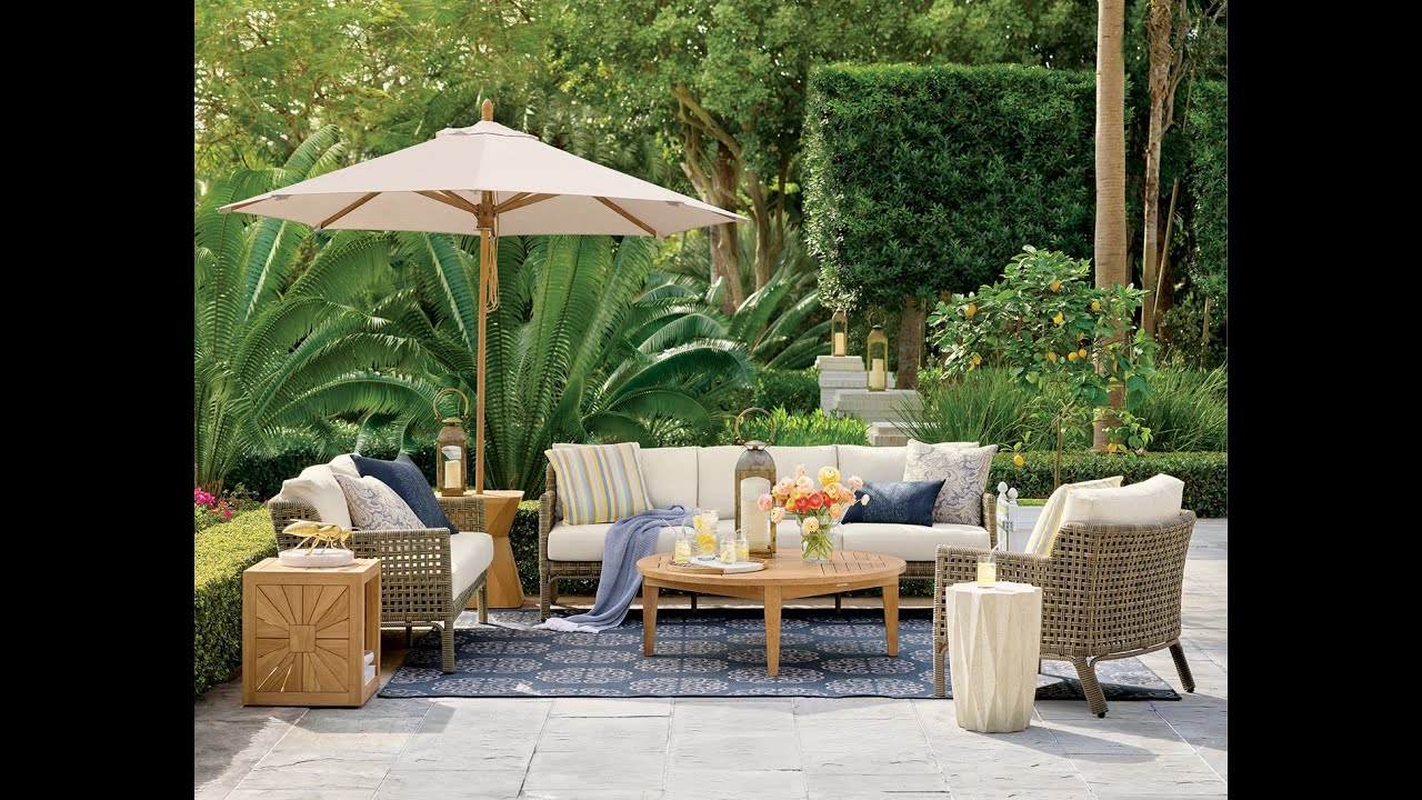 the 2021 outdoor collection from frontgate