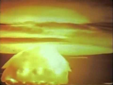 Atom Bomb test - Operation Castle (1954) Part 1