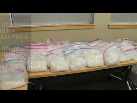 Meth, heroin remain greatest drug threats in Oregon, new report says