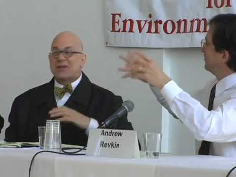 4) Higher Education and Sustainability: Leon Botstein and Andrew Revkin