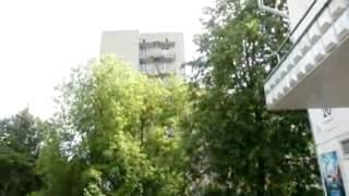 Россия, Обнинск, кинотеатр МИР, студенческий городок ИАТЭ, МИФИ