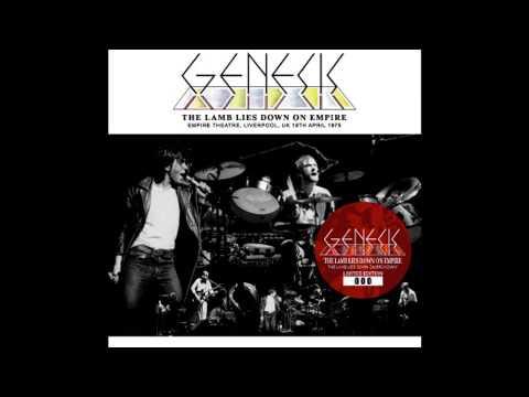 Genesis - Carpet Crawlers (Live 1975) SBD