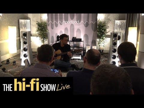 Live vs YG Acoustics Nagra SME Aurender Joncan vs Padood Beer Bet @ Hi-Fi Show Live 2017