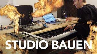 Tonstudio bauen - Heimwerkerking Fynn Kliemann