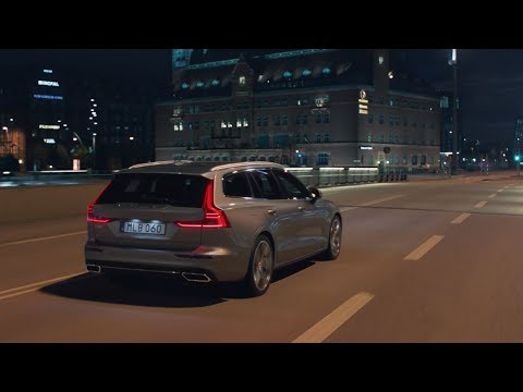 Introducing The New Volvo V60