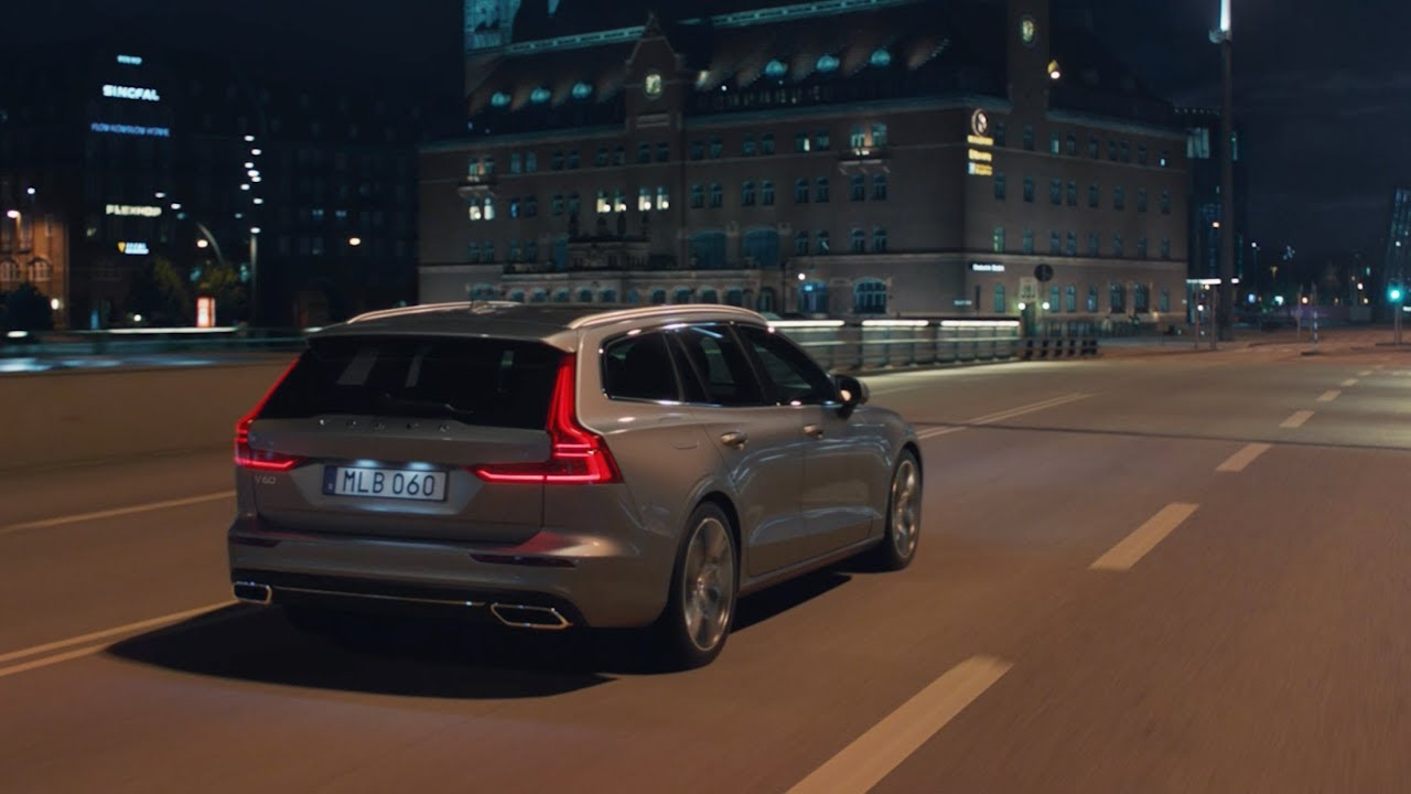 Introducing The New Volvo V60 Youtube