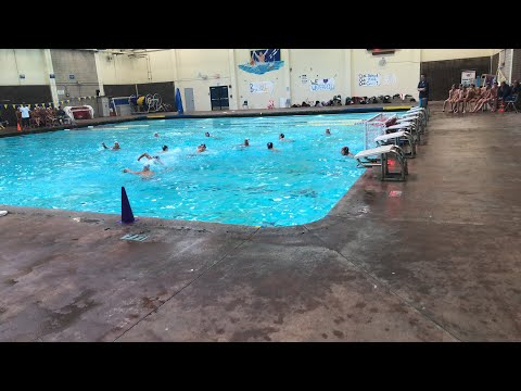 Santa Monica High School Boys Water Polo 2nd Round CIF 2018