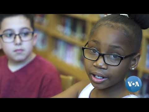 Young Students React To History Of Slavery In America