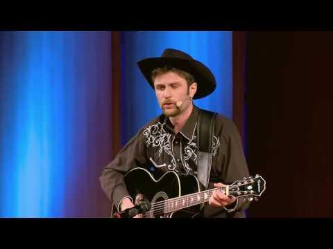 A Georgian country singer, or a country singer from Georgia? | Shota Adamashvili | TEDxTbilisi