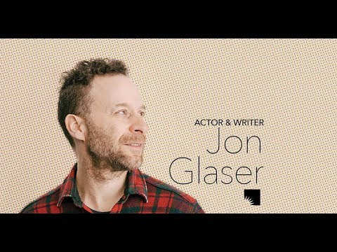 Actor/Writer Jon Glaser Discusses Comedy And His Career | Ann Arbor District Library