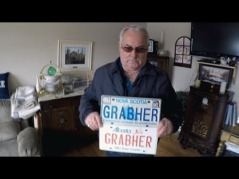 Grabher considers legal action over licence plate flap