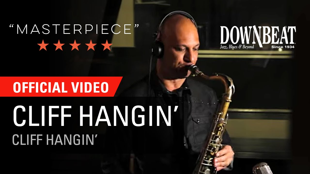 Eli Degibri title track from latest release Cliff Hangin' (Official Video)