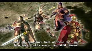 Dynasty Tactics 2: Prologue (PS3 720p)