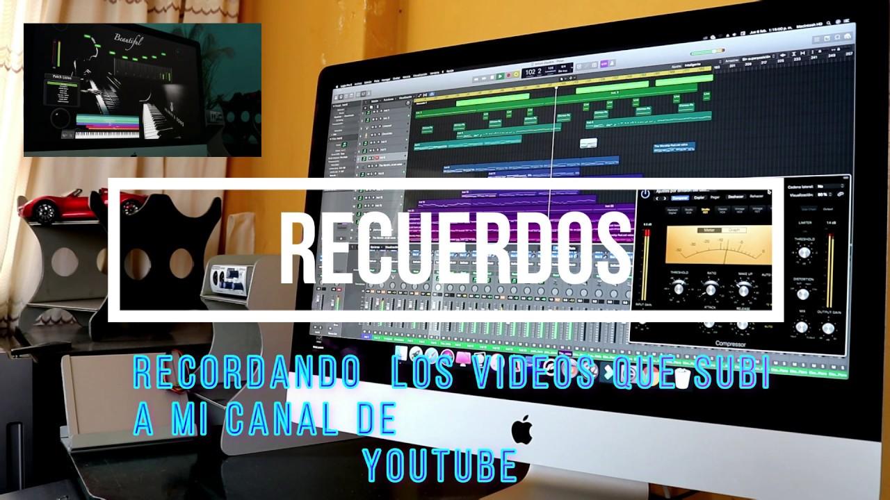 recopilacion de videos youtube