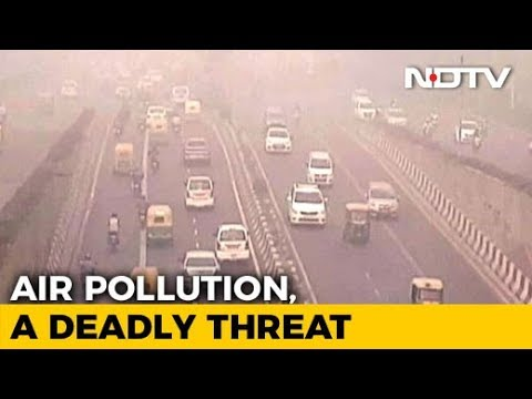 Air Pollution Is The Single Biggest Environmental Risk Factor: WHO