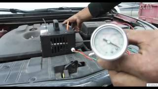 видео Ручной компрессор высокого давления переносной малогабаритный, мини компрессоры высокого давления