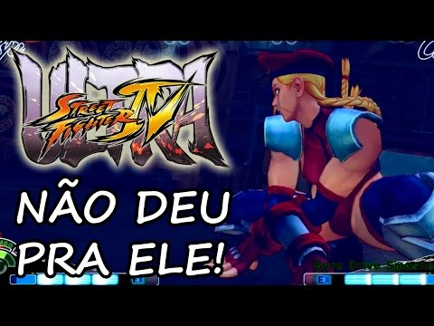 Ultra Street Fighter IV – Igor X Yves