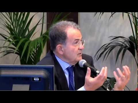 """""""Economia oltre la crisi """" -  Romano Prodi"""