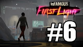 Infamous First Light [Blind] W/ Commentary P.6 - BACK IN THE HOLE!