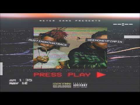AustinOnThaTrack x GeeMoneyPimpin - Press Play (Mixtape)