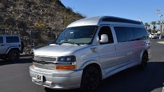 -Sold but we have more!!-NEW 2017 Chevrolet Express Explorer 2500 Extended Contact(888)-573-3244