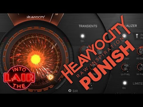 Heavyocity Punish Plugin – Into The Lair #180