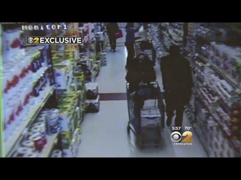 NJ Supermarket Pickpockets