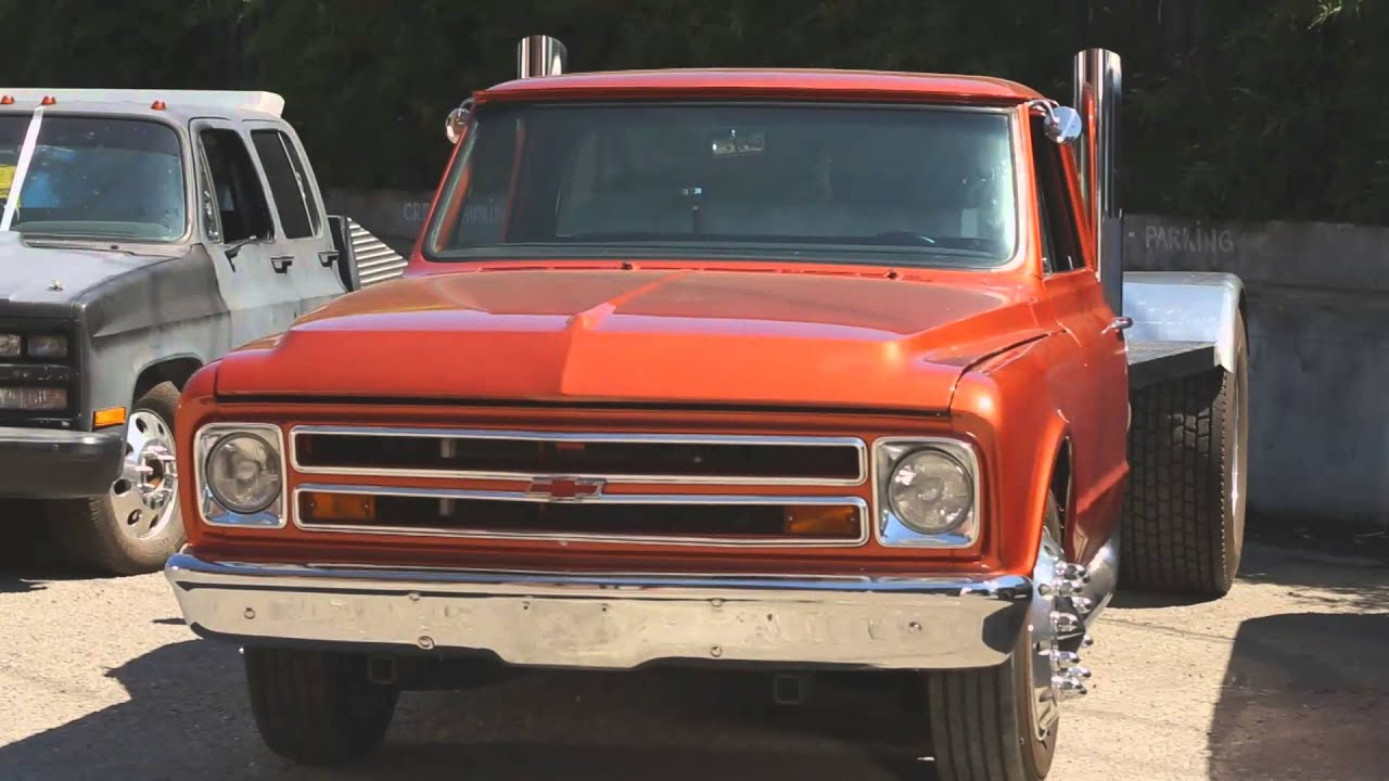 Fast And The Furious Truck Chevy C 10 Car Chasers
