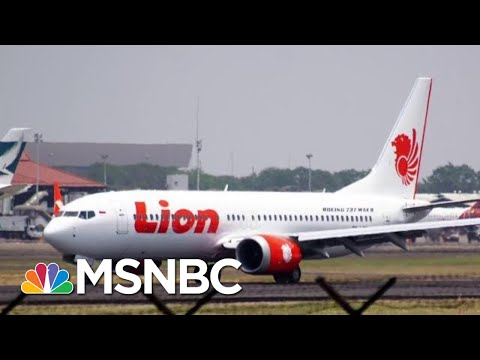 President Donald Trump Admin Assurances On Plane's Safety Ring Hollow Abroad | Rachel Maddow | MSNBC