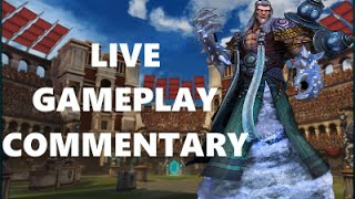 Smite Live Gameplay Commentary He Bo