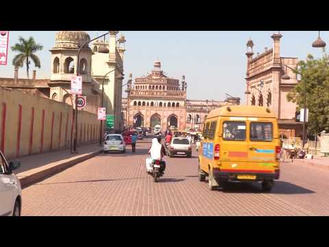 Best places to visit Lucknow| City of Nawab Lucknow| An unfinished dream video| by the thaat