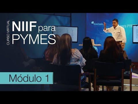 Curso virtual NIIF Para Pymes: 1 Impactos al adoptar las NIF