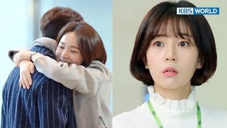 1Click Scene Who is this mysterious woman that just hugged ChoiDaniel??? (Jugglers Ep.10)