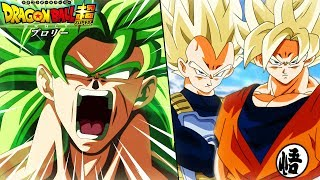 Dragon Ball Super Broly Movie Live Stream Discussion And Chill