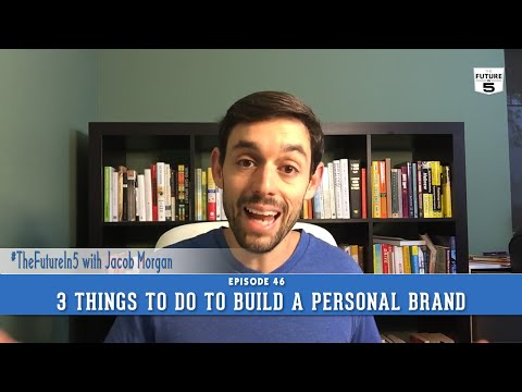 3 Steps To Building An Awesome Personal Brand
