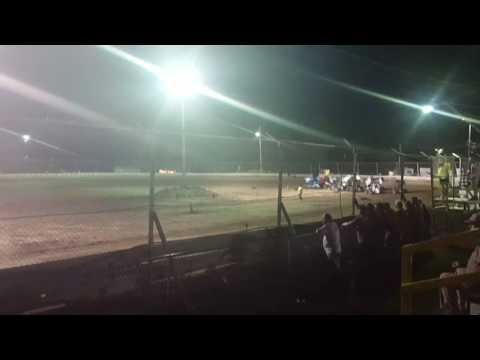 Limerock Speedway 6/11/16 600 open feature.