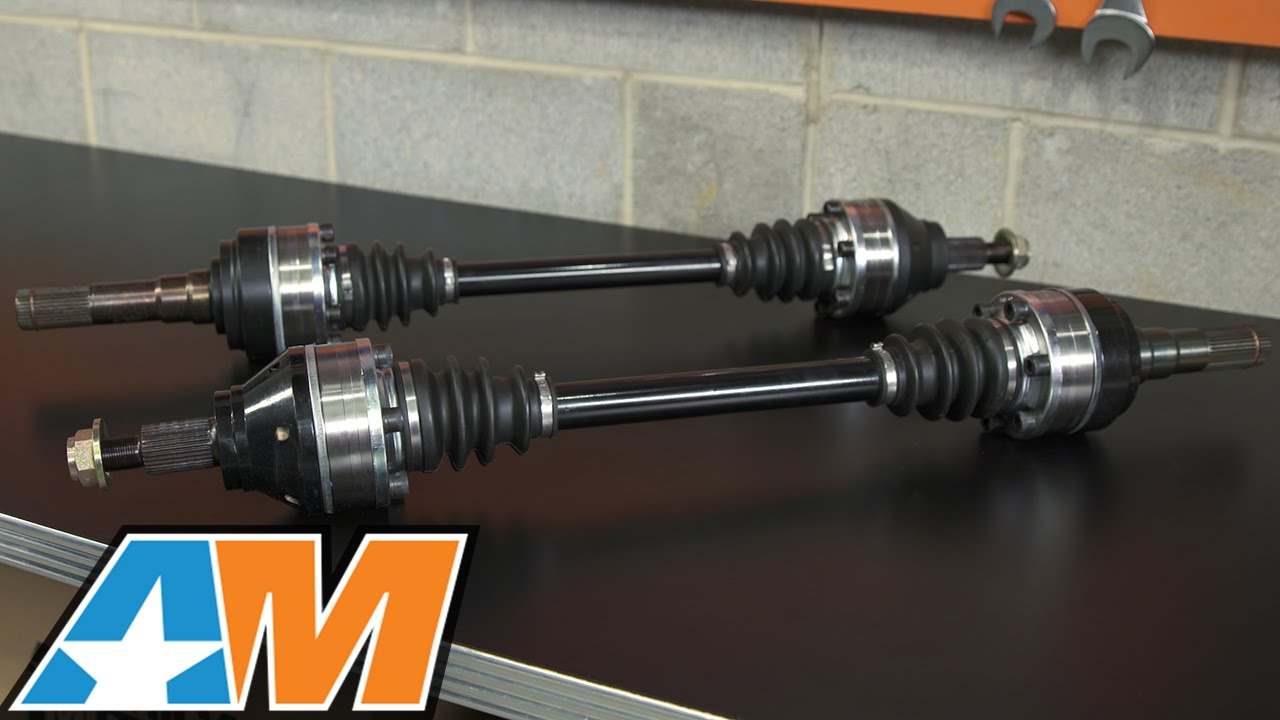 How to Install The Driveshaft Shop Halfshaft Axle Assembly