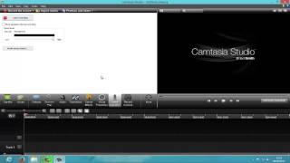 Tutorial - Configurando o microfone no Camtasia Estudio 8