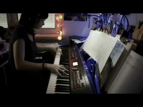 The Cure - Underneath The Stars- piano cover