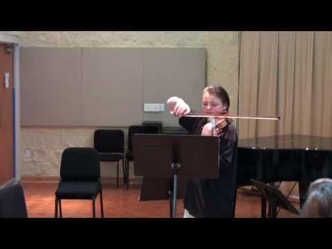 Mendelssohn Violin Concerto Masterclass with Zvi Zeitlin