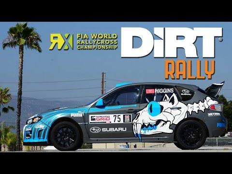 #6 Zagrajmy W DiRT Rally - NORWEGIA - Subaru Impreza WRX STI RallyCross