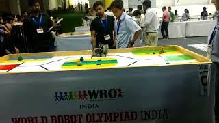 MRIS-46, Gurugram excelled in Robotics
