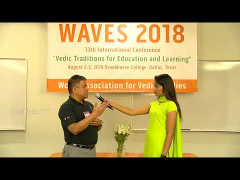 media-byte-/-interview-with-mr-nilesh-oak-at-waves-dallas,-texas---2018.
