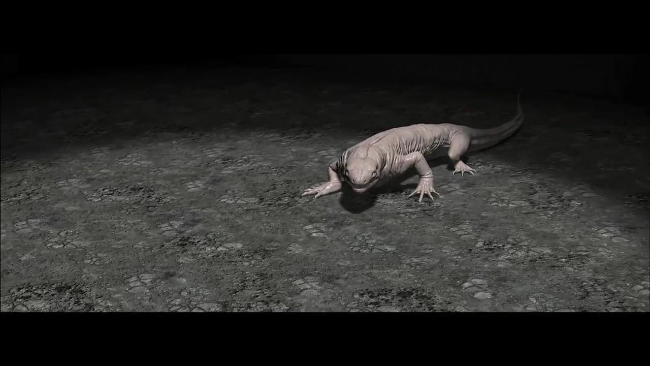 Motion Study Hunger Games Mockingjay Part 2 Lizard