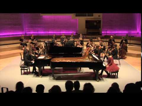 Mozart: Concerto for Two Pianos and Orchestra, K.365, Allegro