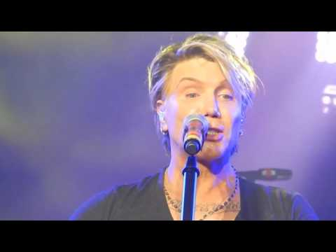 Goo Goo Dolls, Black Balloon, Toronto August 9, 2016, Molson Canadian Amphitheater