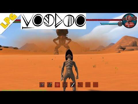 Voodoo Survival Game [German Gameplay] African Style | deutsch | Lets Play | Pre-Alpha