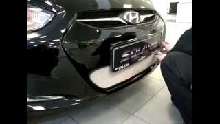 Защитная решетка радиатора Hyundai Solaris инструкция по установке radiator guard tuning grill смотреть