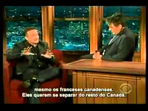 Robin Williams - Canadian-French Jokes