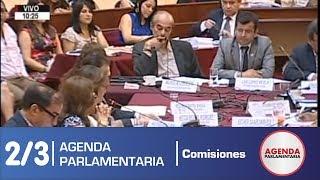Comisión de Fiscalización y Contraloría 2/3 (16/01/19)